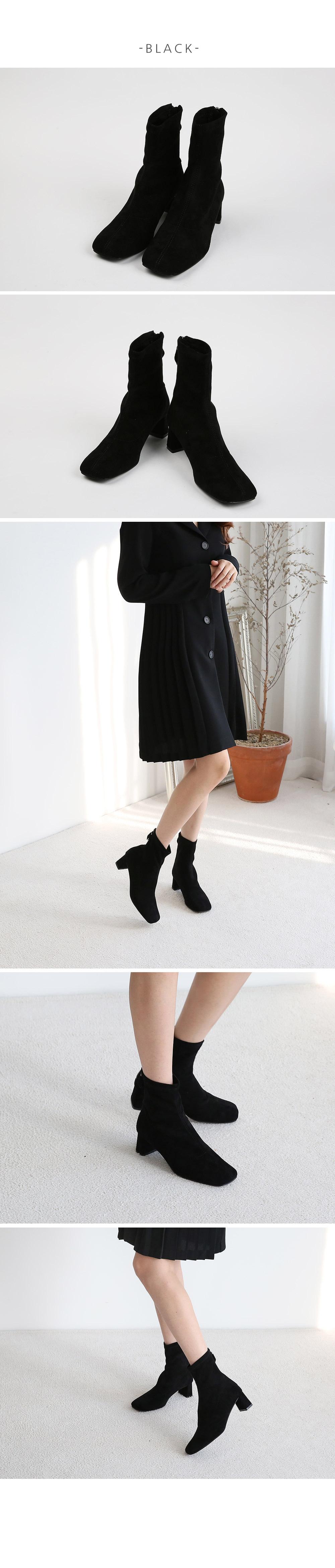 더보이더걸WS-6666(4cm) 여자 미들부츠 가을 미들힐 - 더보이더걸, 51,800원, 부츠, 앵클부츠
